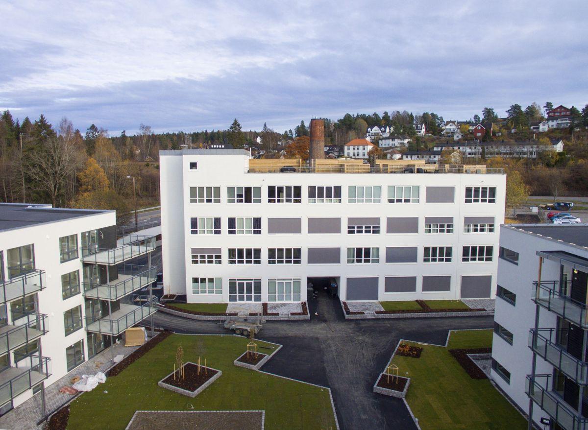 Dronefoto: Trond Joelson
