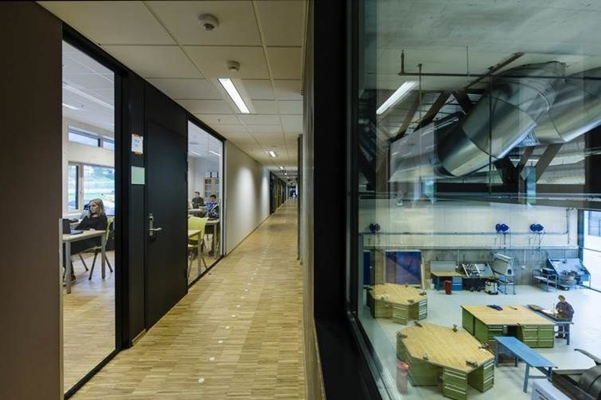 Foto: Nordic — Office of Architecture / AART architects