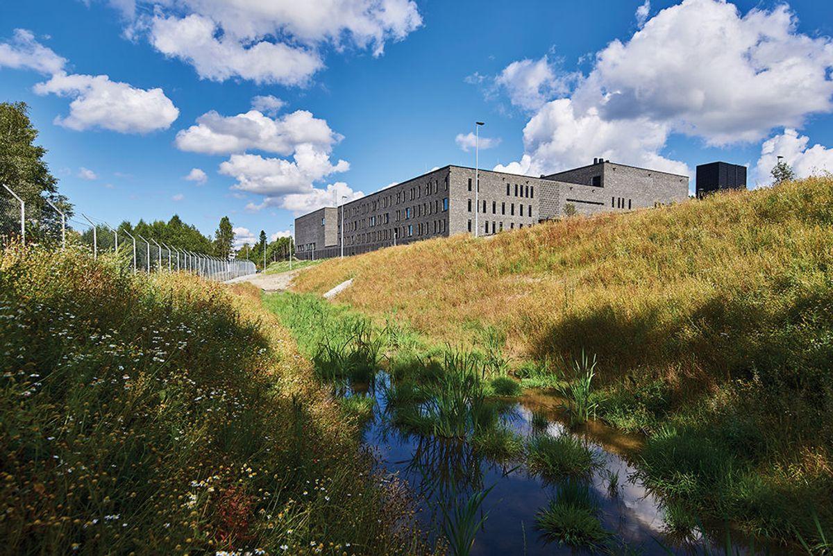Det nye senteret er på 35.000 kvadratmeter. Foto: Nordic – Office of Architecture, Knut Ramstad