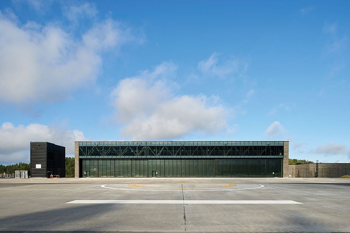 Foto: Nordic – Office of Architecture, Knut Ramstad