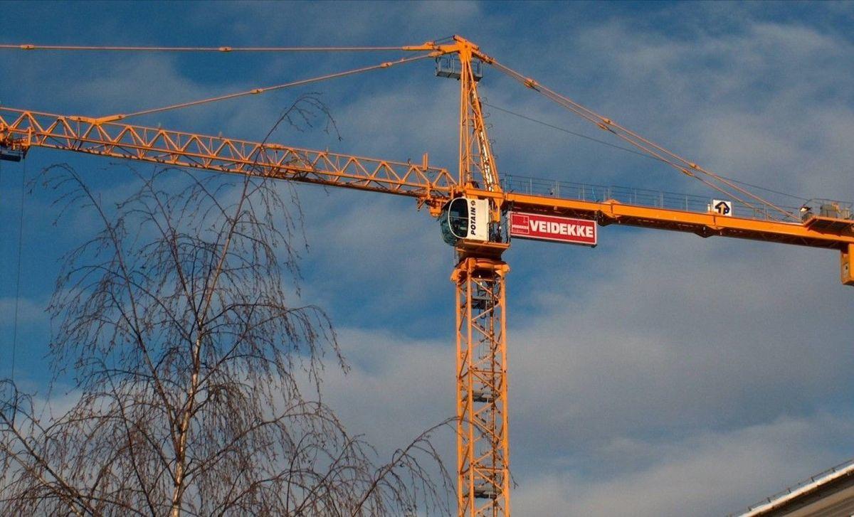 <p>Veidekke er i ferd med å gjennomføre en større omlegging innen både bygg og anlegg. Arkivfoto</p>