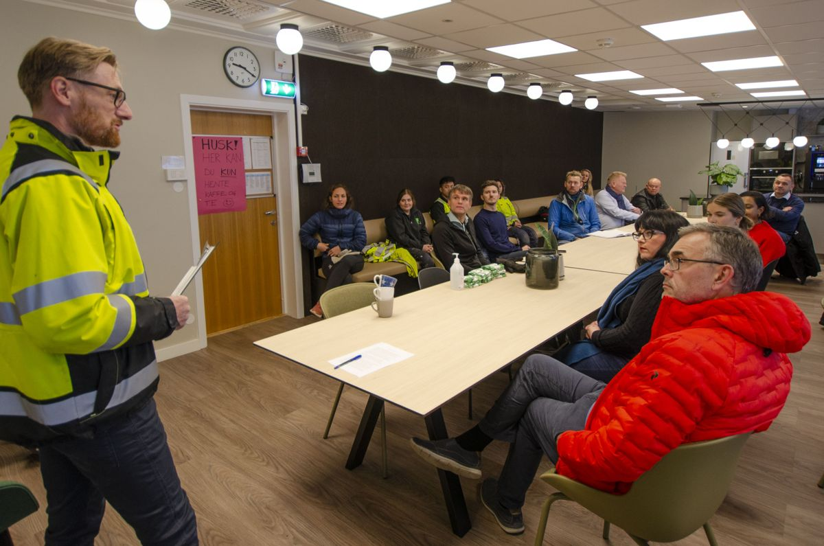 Representanter for byggenæring og fagopplæringen møtte onsdag representanter fra Oslo kommune for å snakke om Oslomodellen, som nå fornyes.