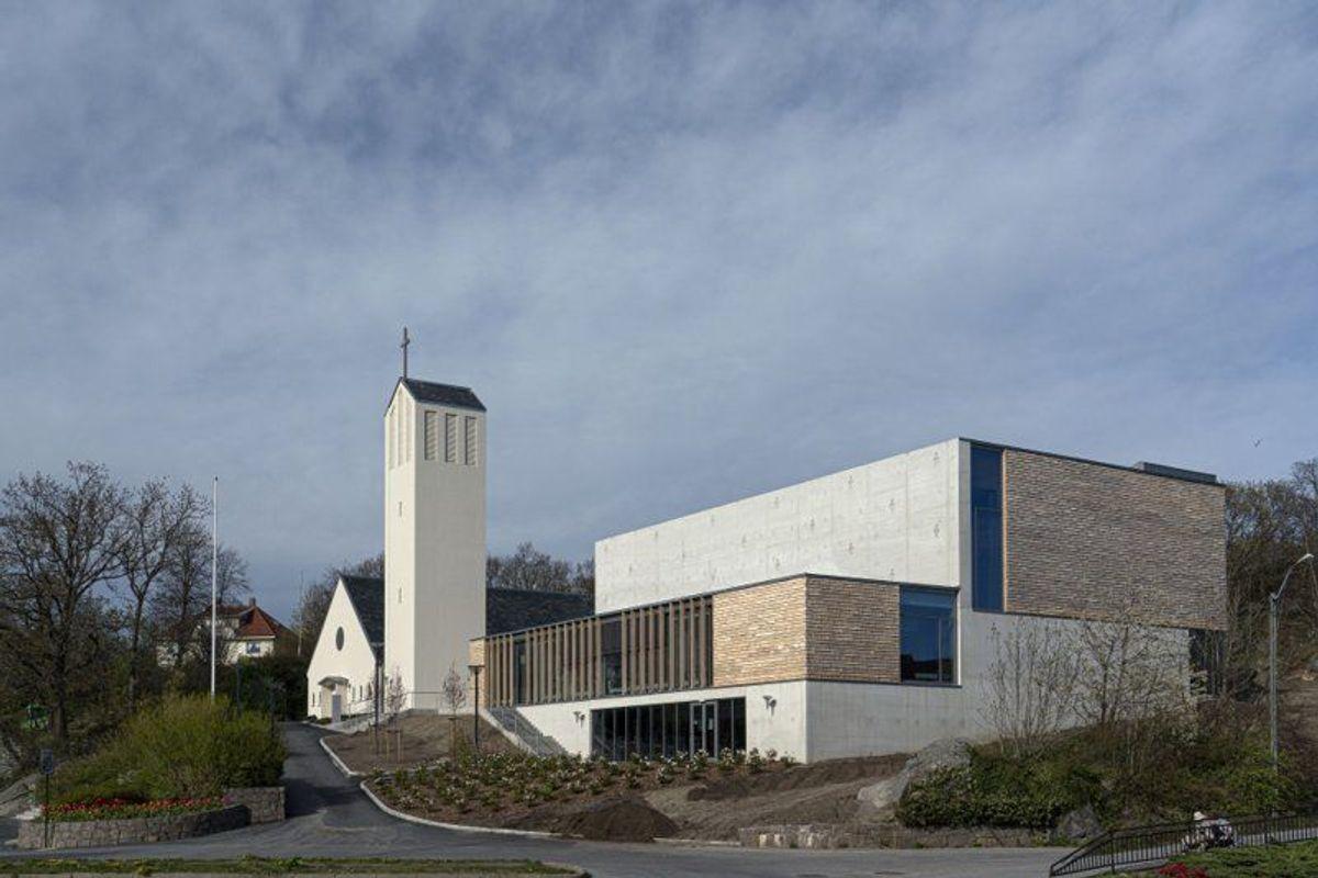 Flekkerøy kirke. Foto: Jiri Havran