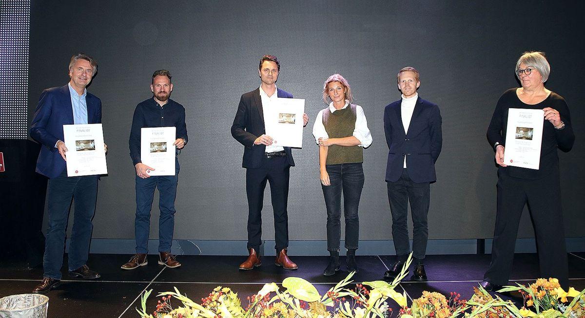 De nominerte fra Flekkerøy kirke.