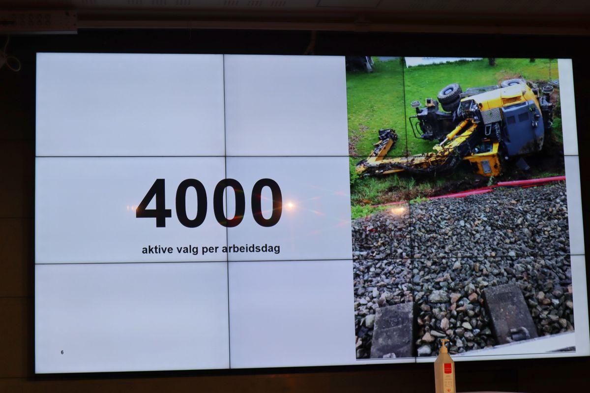 Fra HMS-konferansen 2020. Foto: Svanhild Blakstad