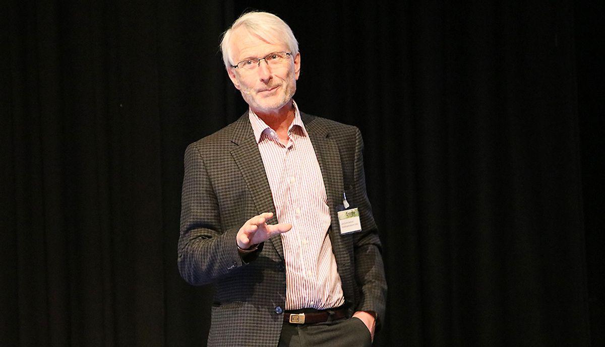 Lars Haartveit i Virke.