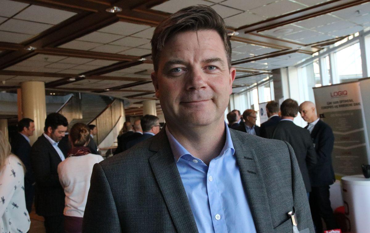 Knut Strand Jacobsen i Byggmakker/Onninen.