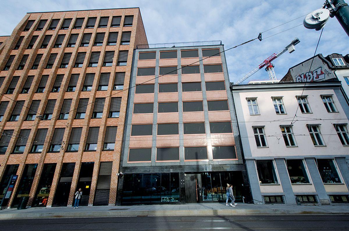 <p>Kristian Augusts gate 13 i Oslo.</p>