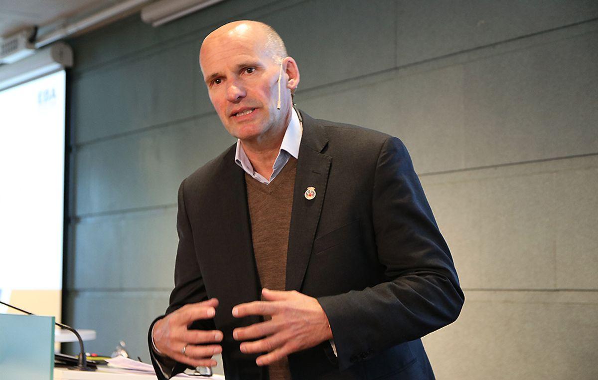 Geir Lippestad i Oslo kommune.