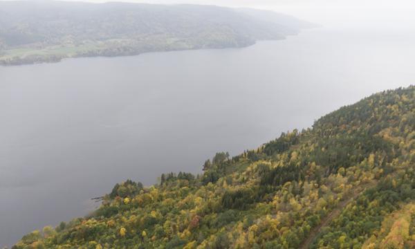 Holsfjorden er hovedstadens skal bli hovedstadens nye vannkilde. Arkivfoto: Trond Joelson