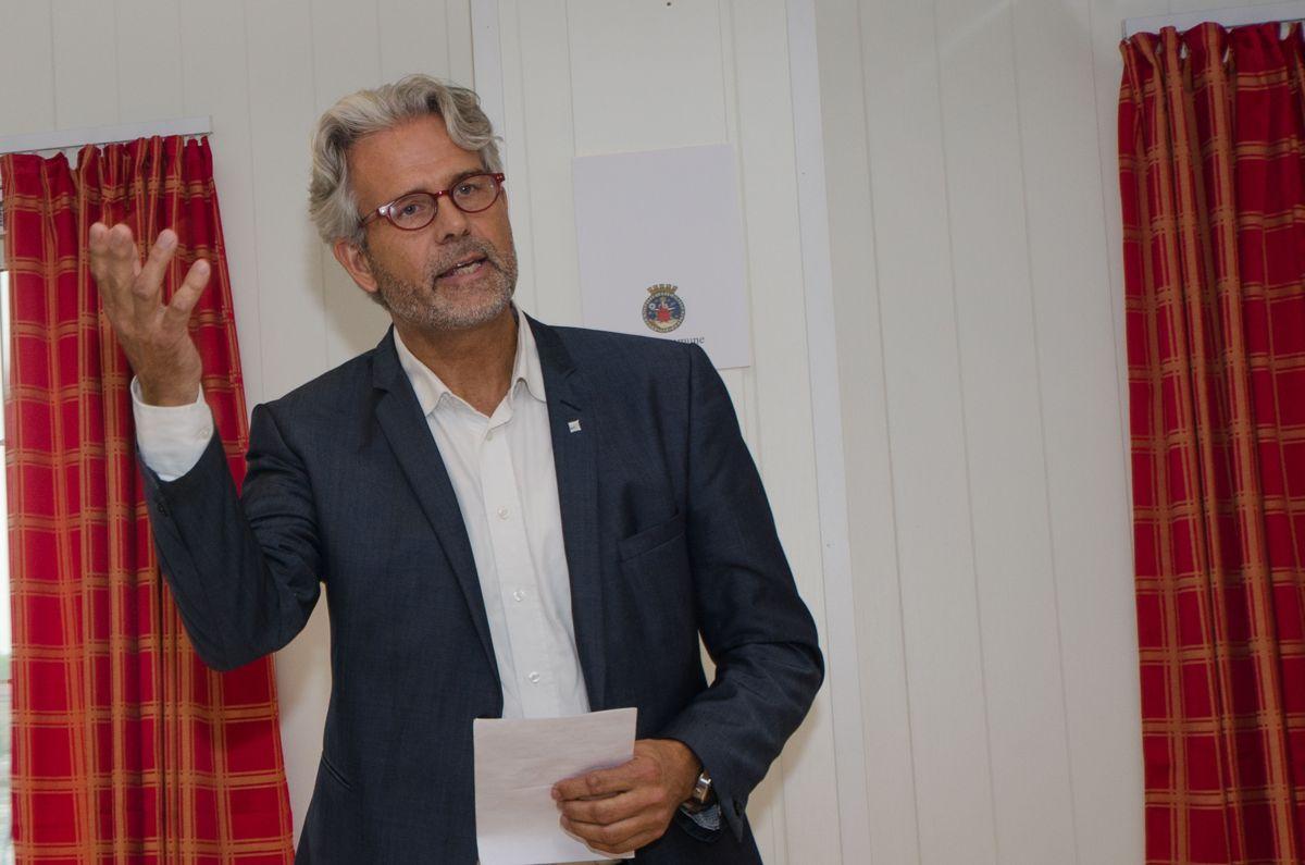 BNL-direktør Jon Sandnes.