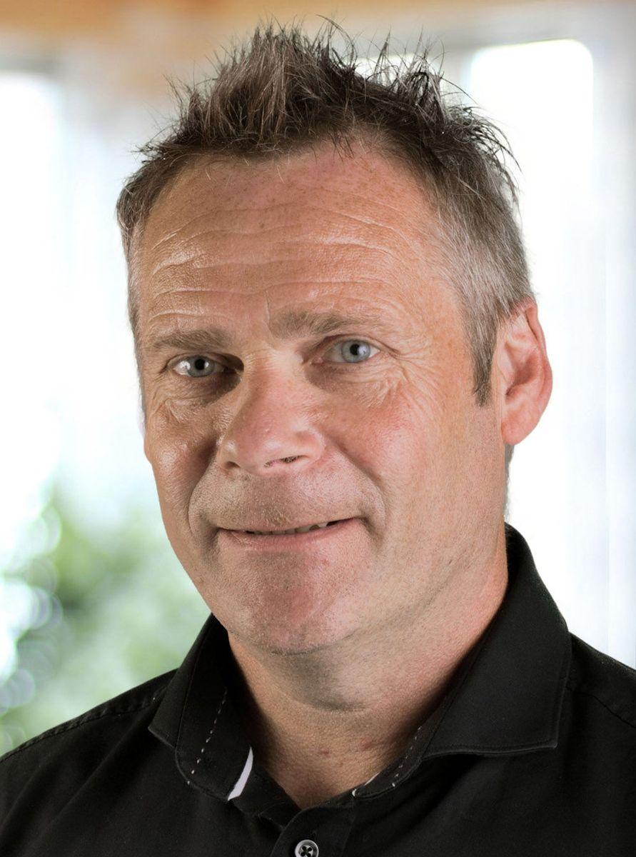 Adm. dir. Terje Røren Johansen i Trenor.