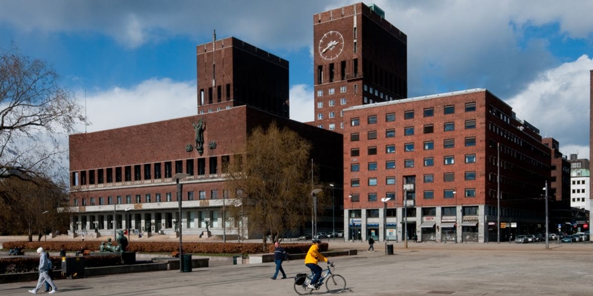 Oslo kommune har lyst ut stillingen som vann- og avløpsdirektør i Oslo. Arkivfoto