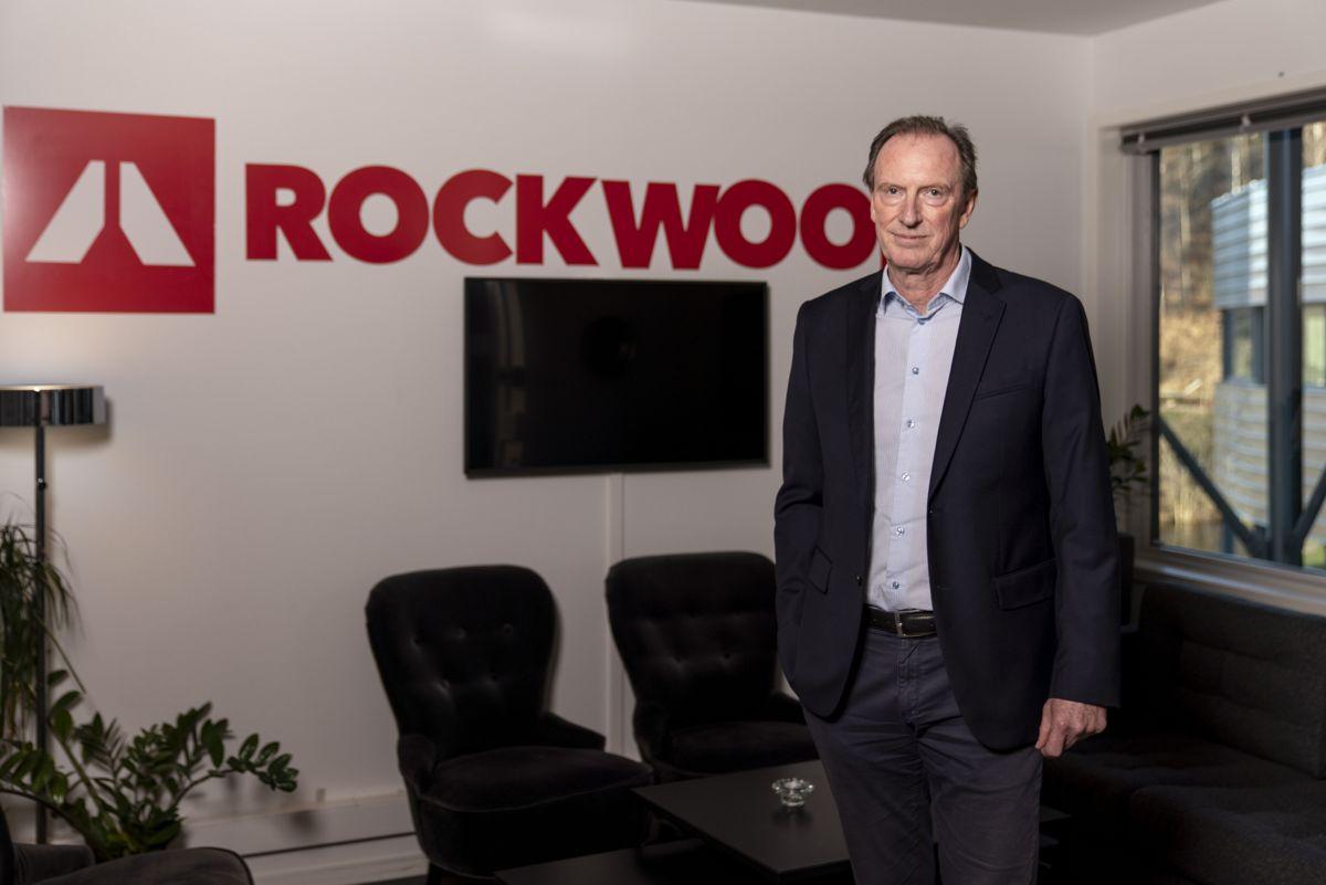 Administrerende direktør Morten Andersen i Rockwool Norge. Foto: Rockwool