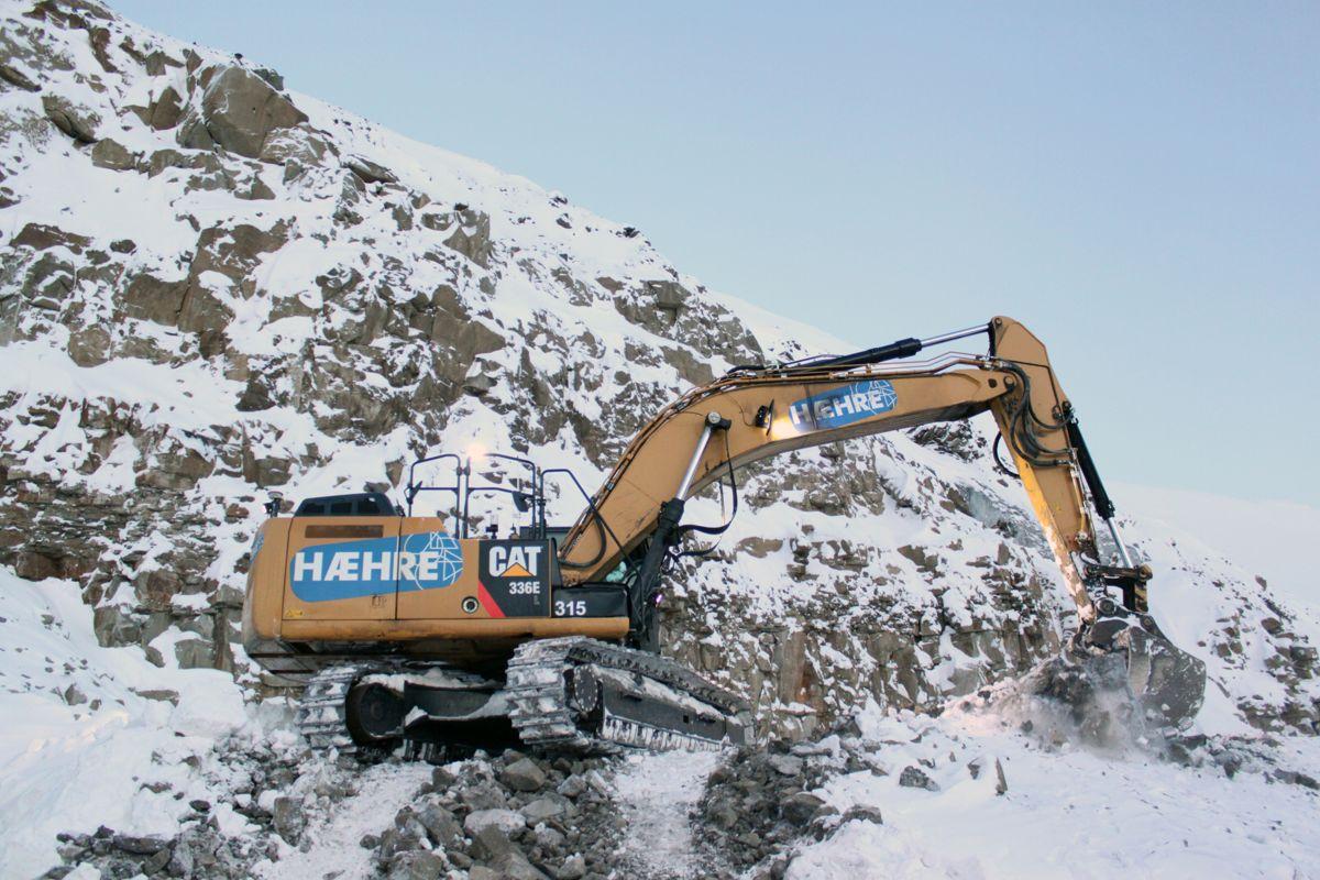 <p>Hæhre bygde Lunckefjell-anlegget sammen med Veidekke i perioden 2011-2014. Nå skal entreprenørselskapet rydde opp og tilbakeføre gruveområdet.</p>