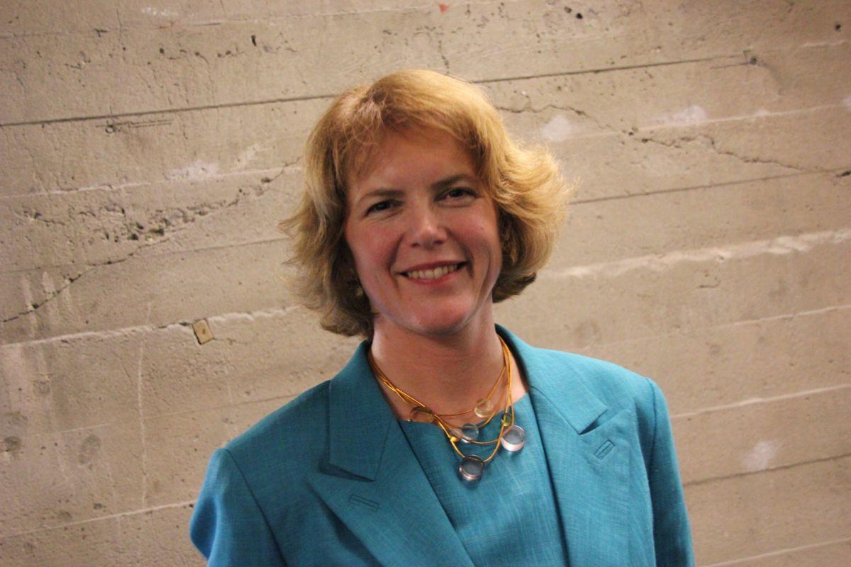 Katinka Greve Leiner, direktør i Ferd Sosiale Entreprenører. (Foto: Svanhild Blakstad)