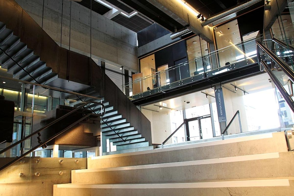 Hamar kulturhus. Foto: Jørn Hindklev