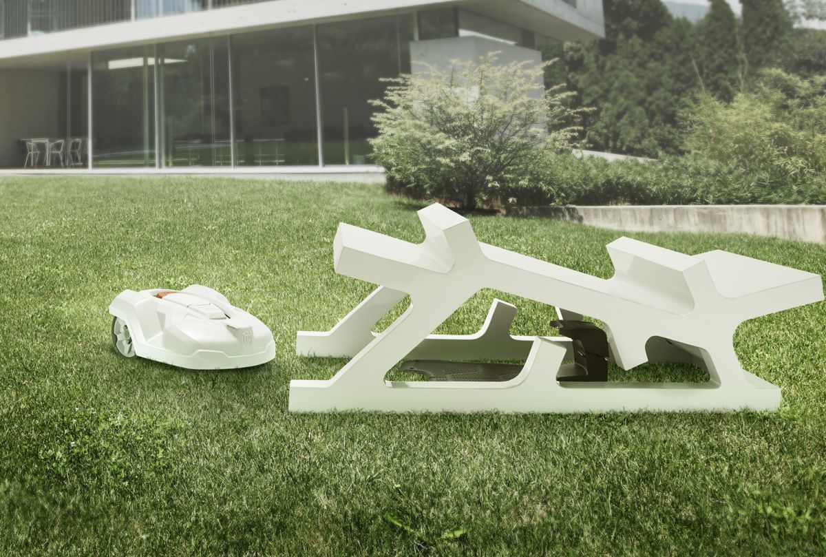 Dette er det tyske bidraget ved arkitekt Jürgen Mayer H.