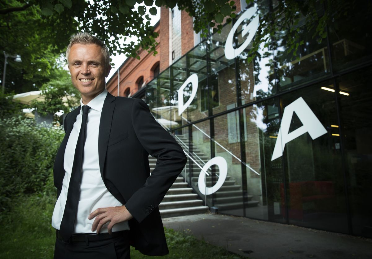 Tor Inge Hjemdal. Foto: Sverre Jarild