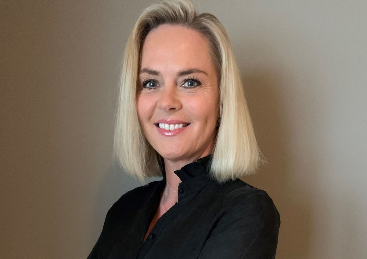 Administrerende direktør i Kesko Norge, Hilde Kristoffersen. Foto: Kesko Norge