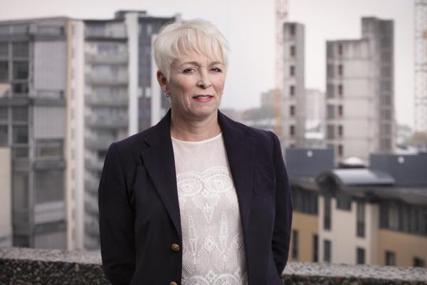 Heidi Finstad. Foto: Ingar Sørensen