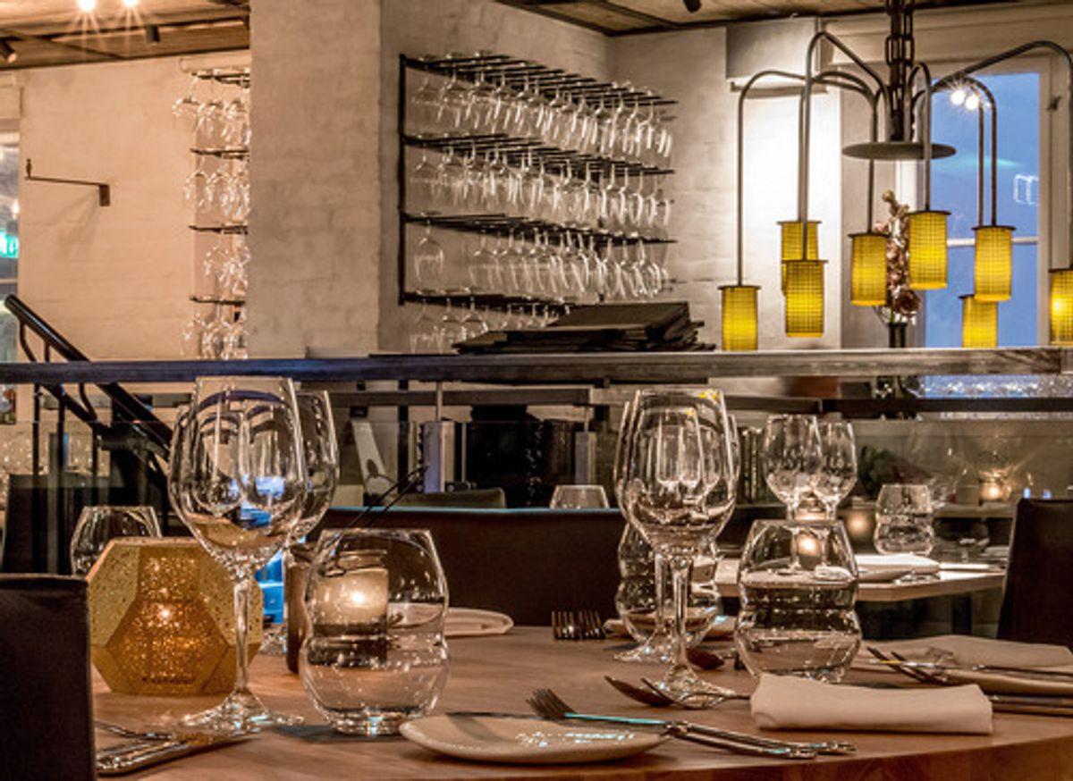 Nominert: Festningen Restaurant.