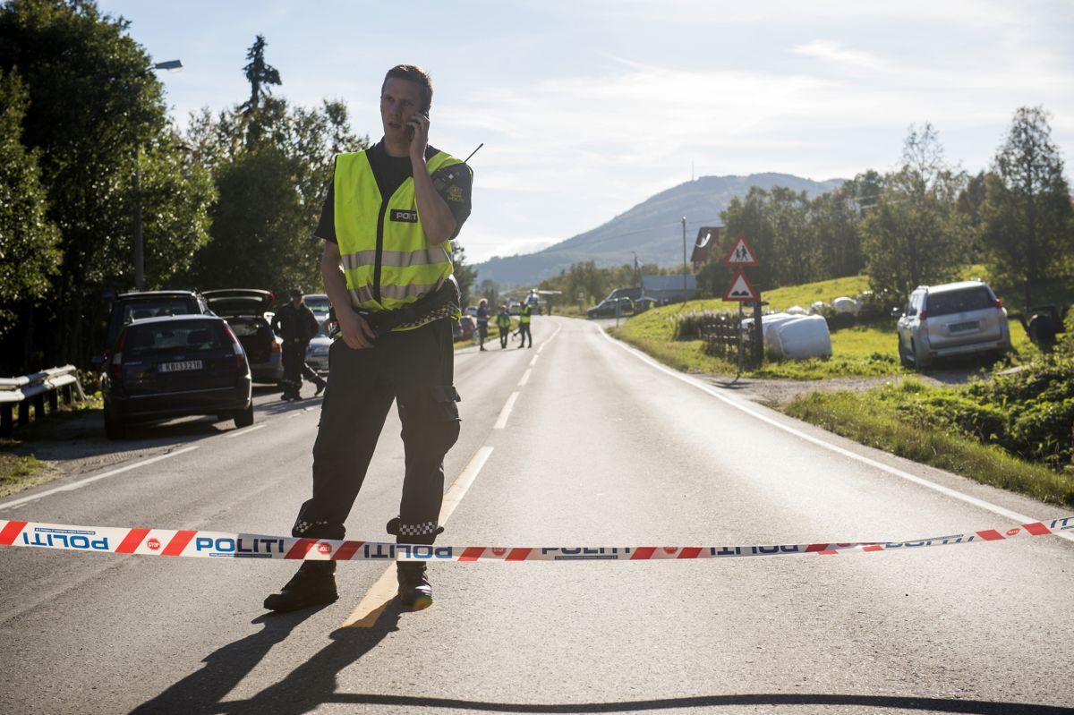 Foto: Fredrik Varfjell / NTB scanpix