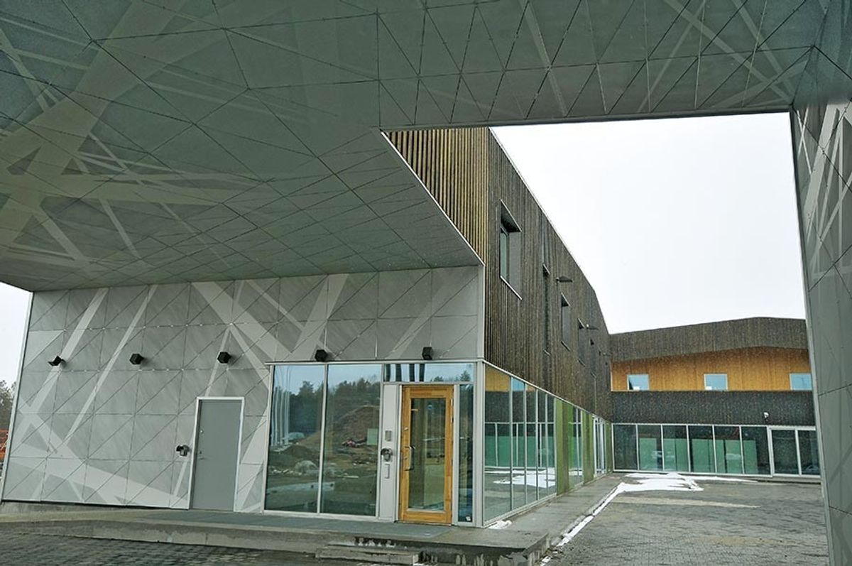 Foto: Arild Nordahl/Forsvarsbygg