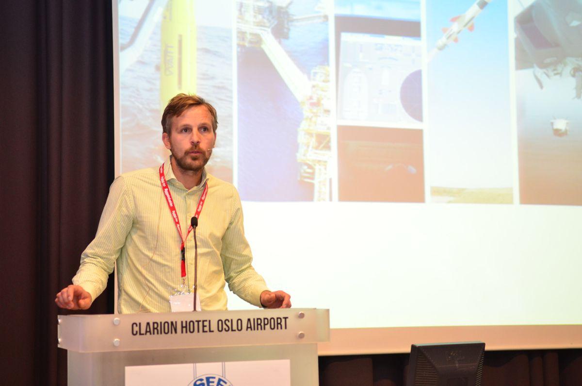 Kjetil Tvedt i Norsk Industri.