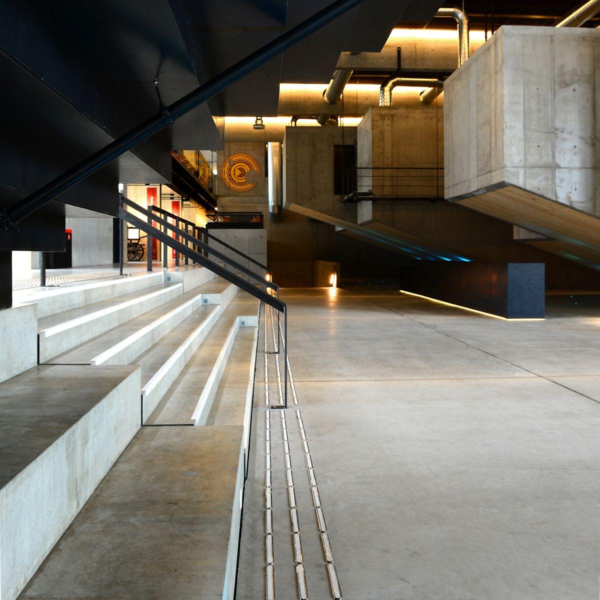 Hamar Kulturhus - Foto: Vandkunsten AS