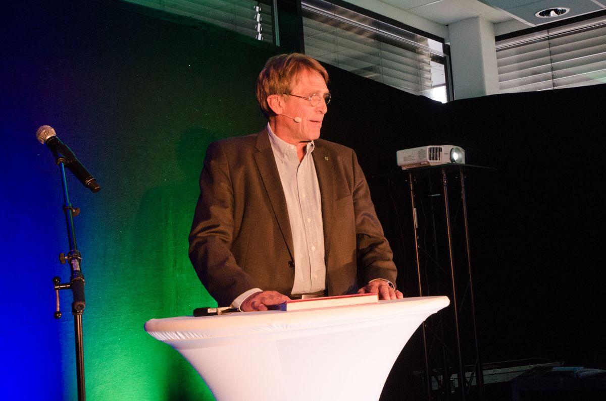 Konsernsjef Jon Valen-Sendstad i GK Gruppen forventer store endringer i byggenæringen med teknologitrenden Internet of things (IoT).