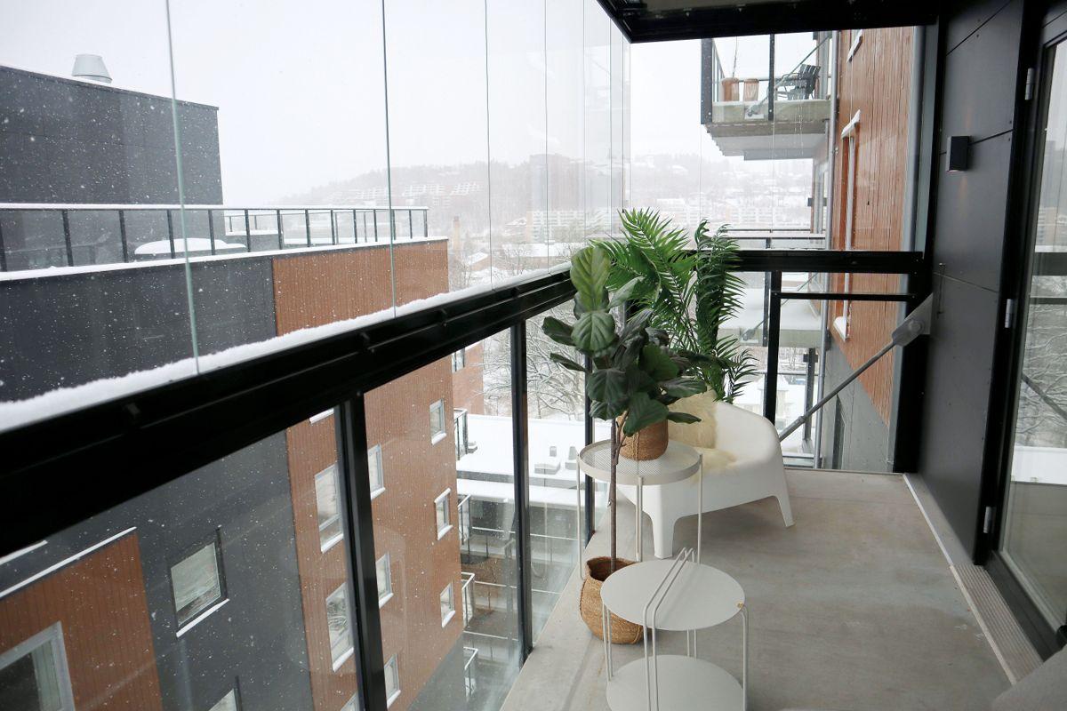 Elias Smiths Plass, Sandvika. Foto: Svanhild Blakstad