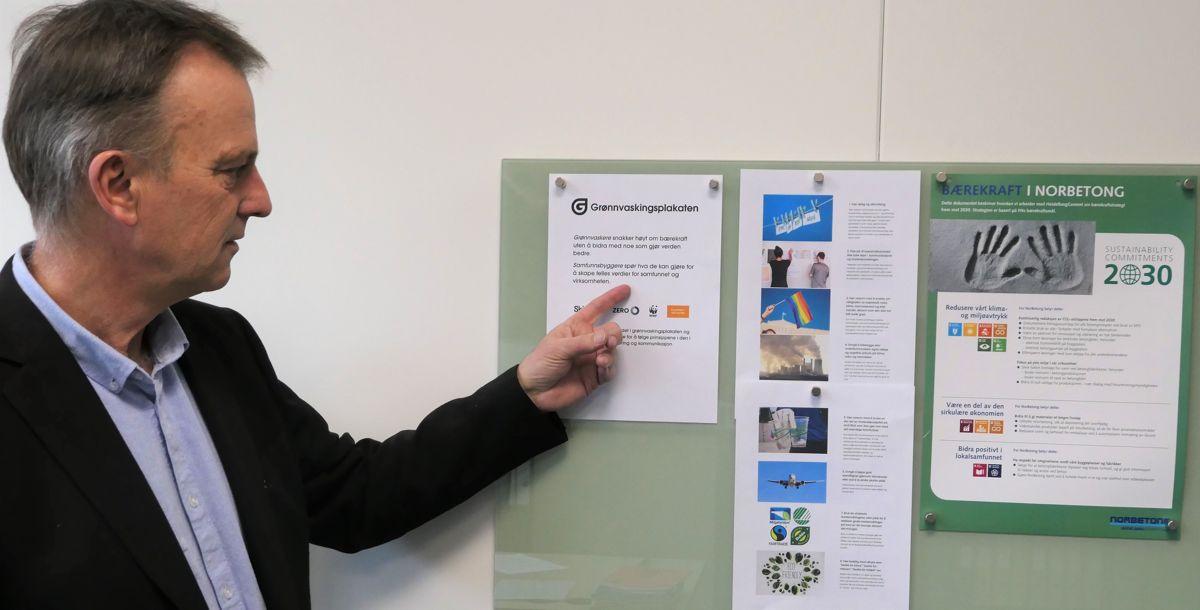 NorBetong har signert Grønnvaskingsplakaten