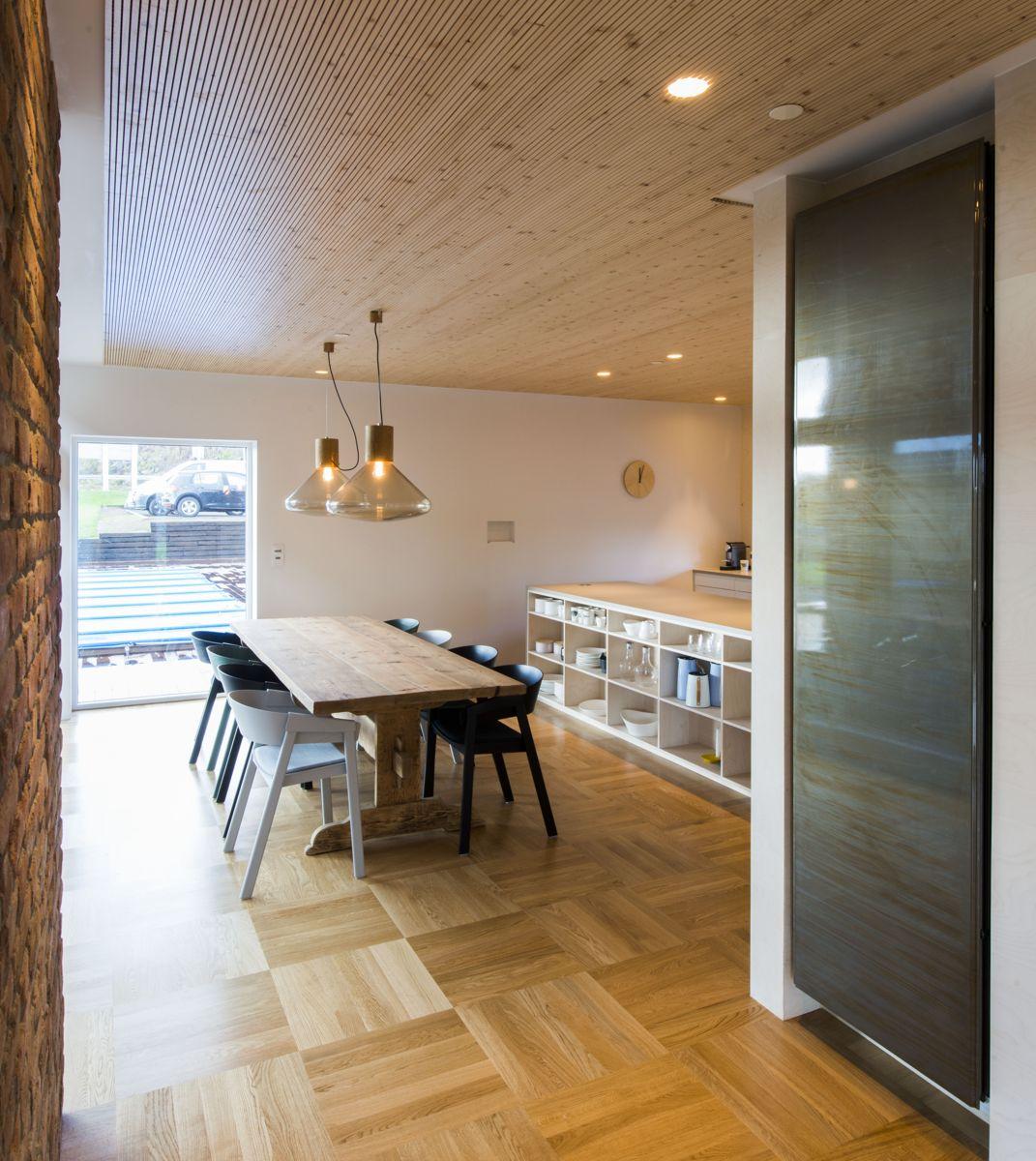 Multikomforthuset ved Larvik. Foto: Optimera AS