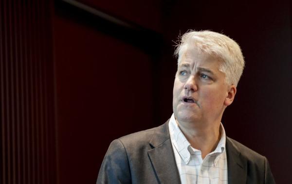 Sjeføkonom Øystein Dørum i NHO. Foto: Vidar Ruud / NTB scanpix