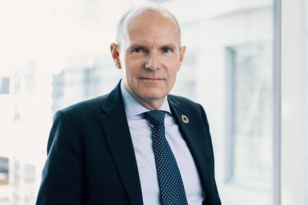 Konsernsjef Gorm Frimannslund Foto: Aksel Jermstad/Bane NOR
