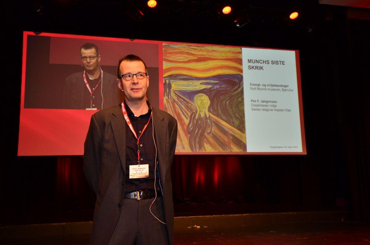Seniorrådgiver Per F. Jørgensen i Asplan Viak.