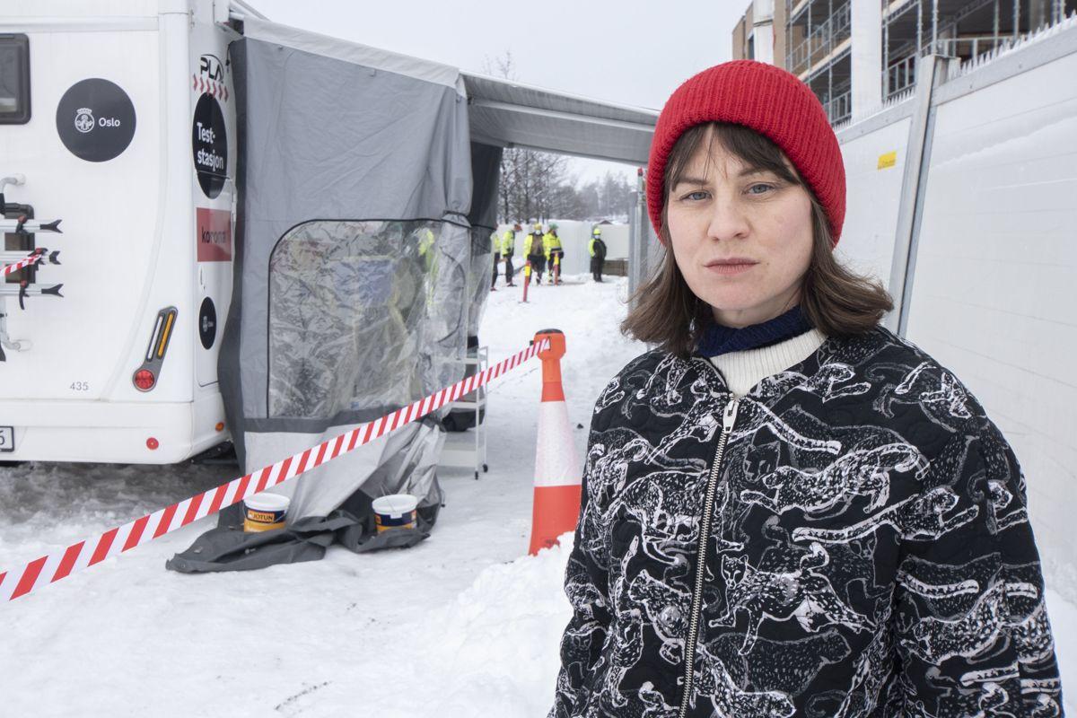 Byråd for arbeid, integrering og sosiale tjenester Rina Mariann Hansen (Ap).