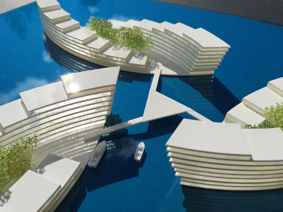 Illustrasjon: ØKAW AS Arkitekter