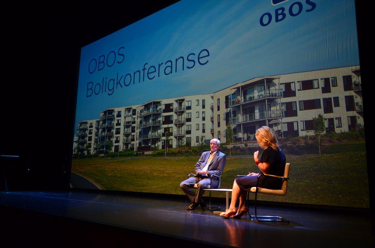 OBOS Boligkonferanse 2015. Foto: Sindre Sverdrup Strand