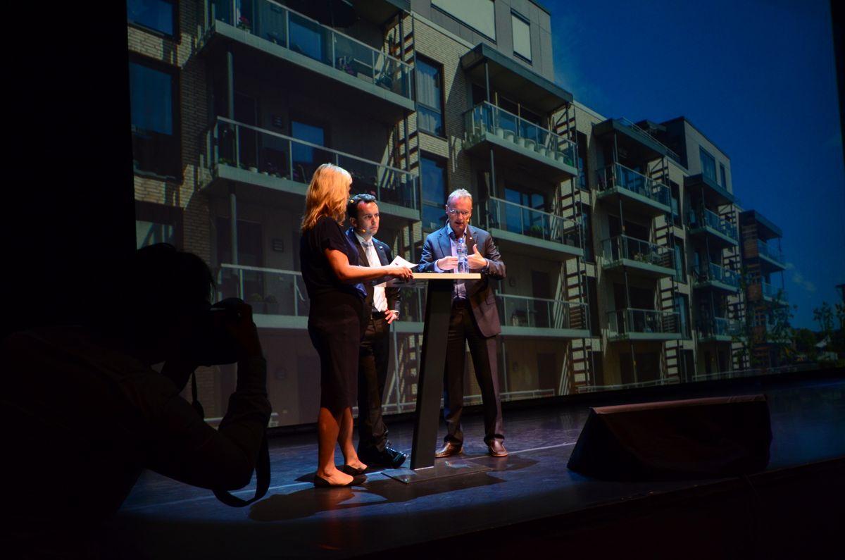 <p>OBOS Boligkonferanse 2015. Foto: Sindre Sverdrup Strand</p>