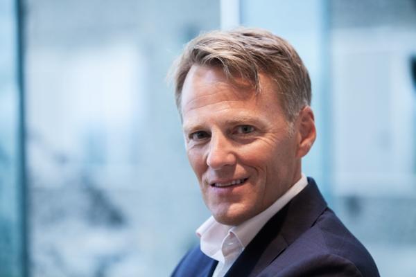 Jøns Sjøgren. Foto: Byggevareindustriens Forening