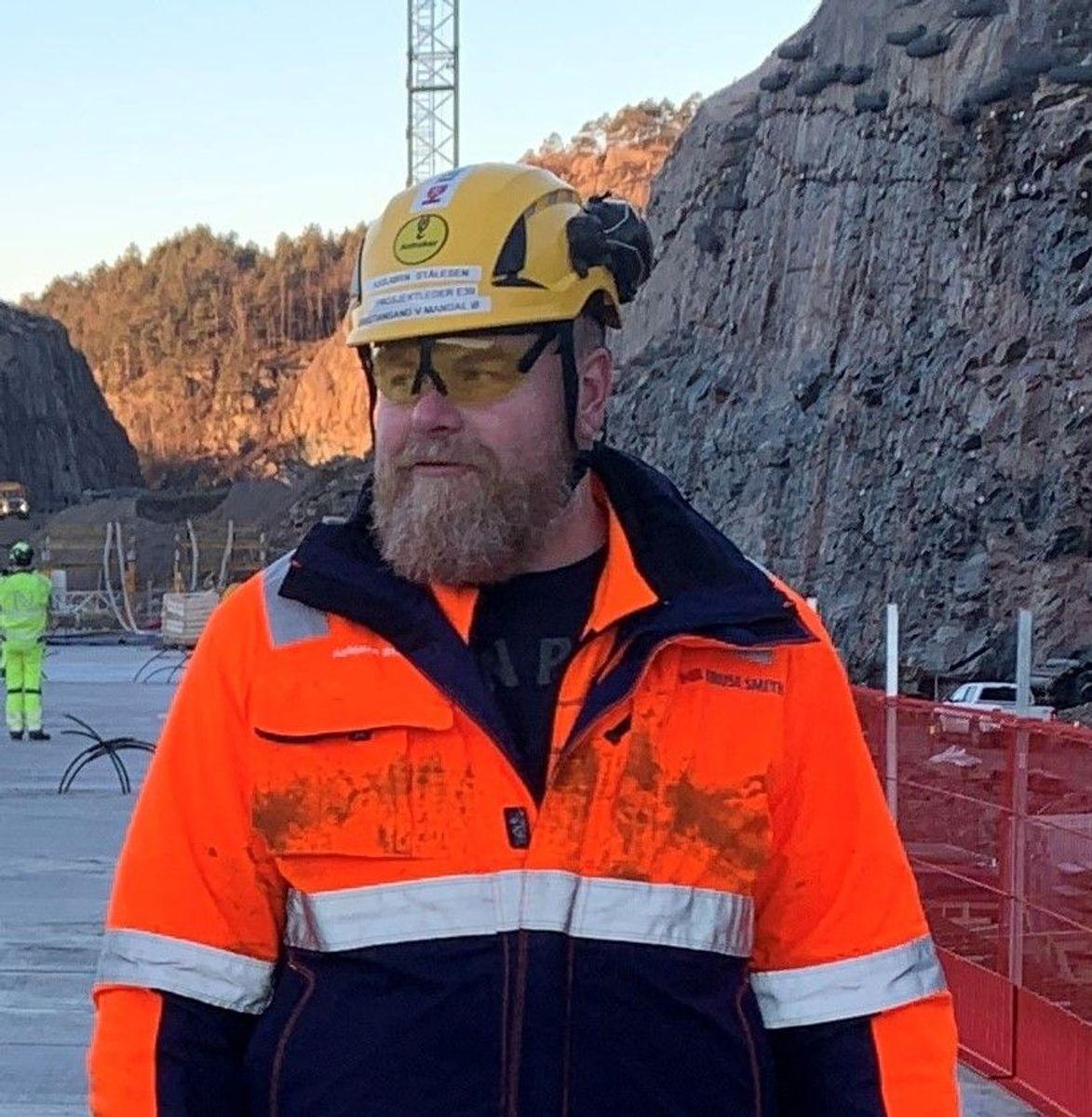 Asbjørn Stålesen i Kruse Smith. Foto: Kruse Smith