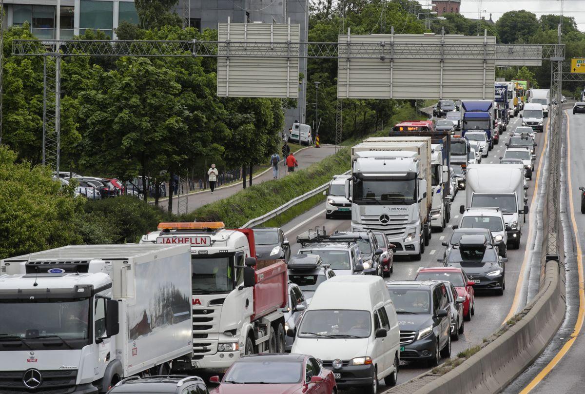 EU vil blant annet forby salg av nye diesel- og bensinbiler innen 2035. Illustrasjonsfoto: Vidar Ruud / NTB