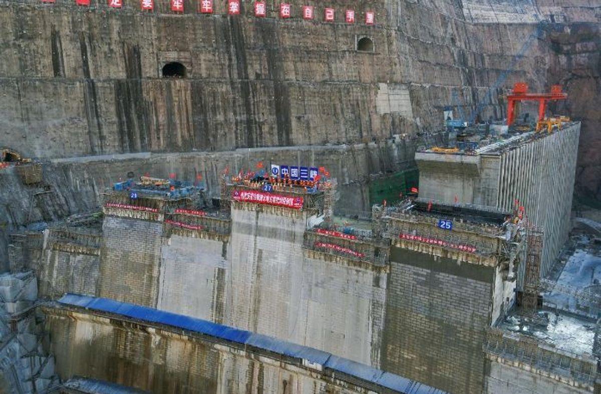 Foto: China Three Gorges Corporation