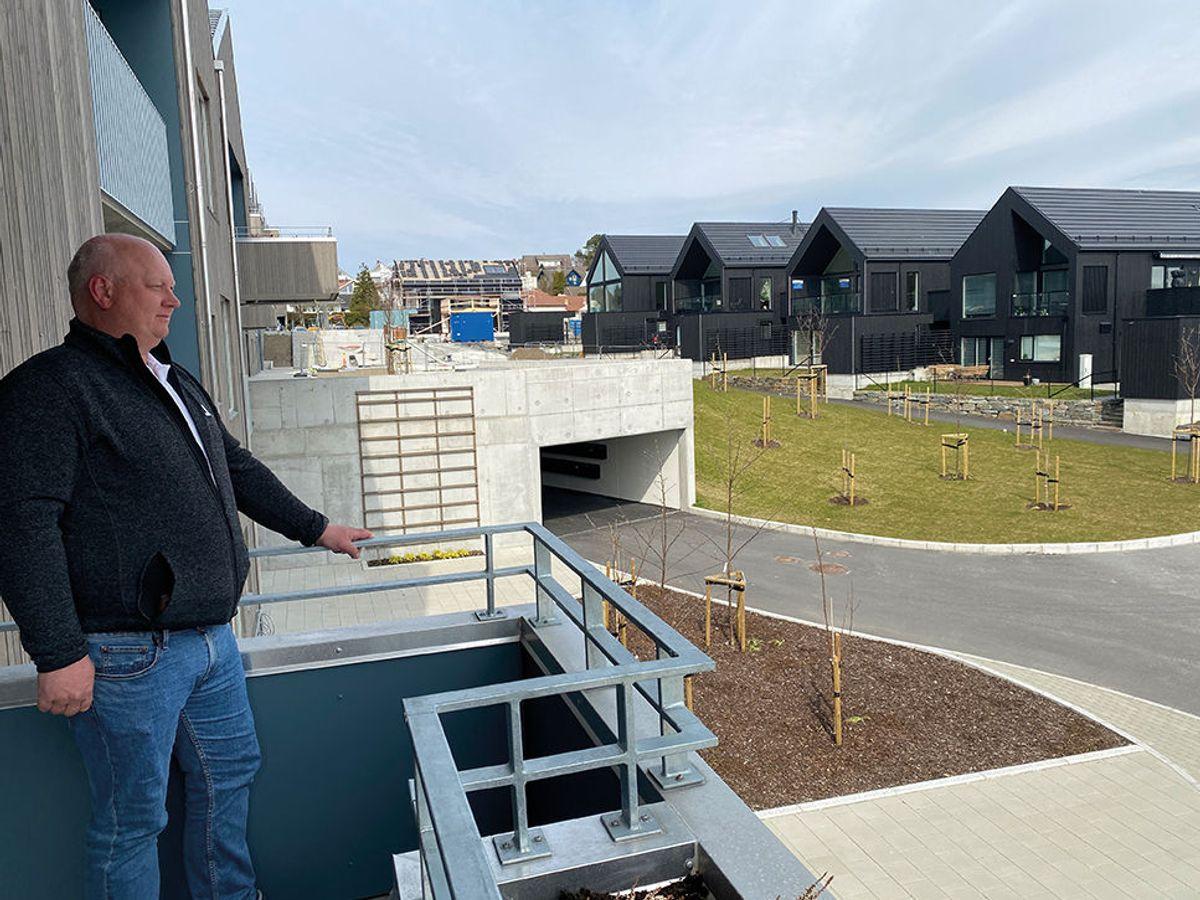 En kommer langt med god planlegging og dyktige samarbeidspartnere, mener SV Betongs prosjektleder Rune Pedersen.