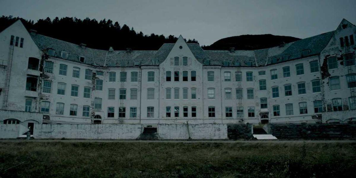 Ondskapens hotell? Foto: Lene Neverdal