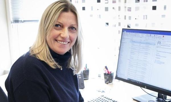 Heidi Nilsen, leder av prosjektstyret for SNR. Foto: Helse Møre og Romsdal