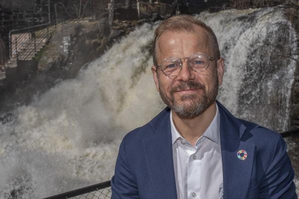 Heikki Eidsvoll Holmås er ny bærekraftsjef i Multiconsult.