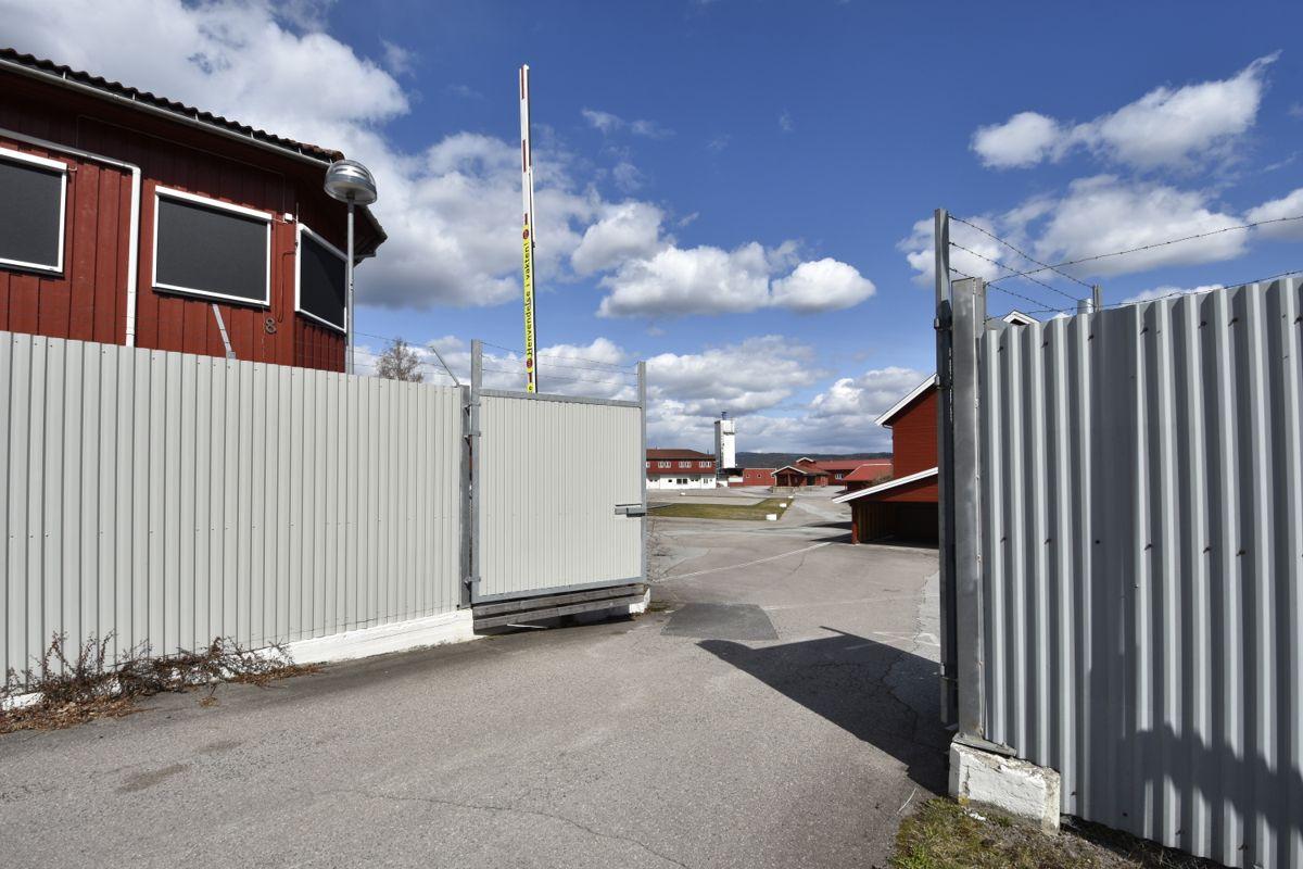 Hof fengsel. Foto Stefan Offergaard